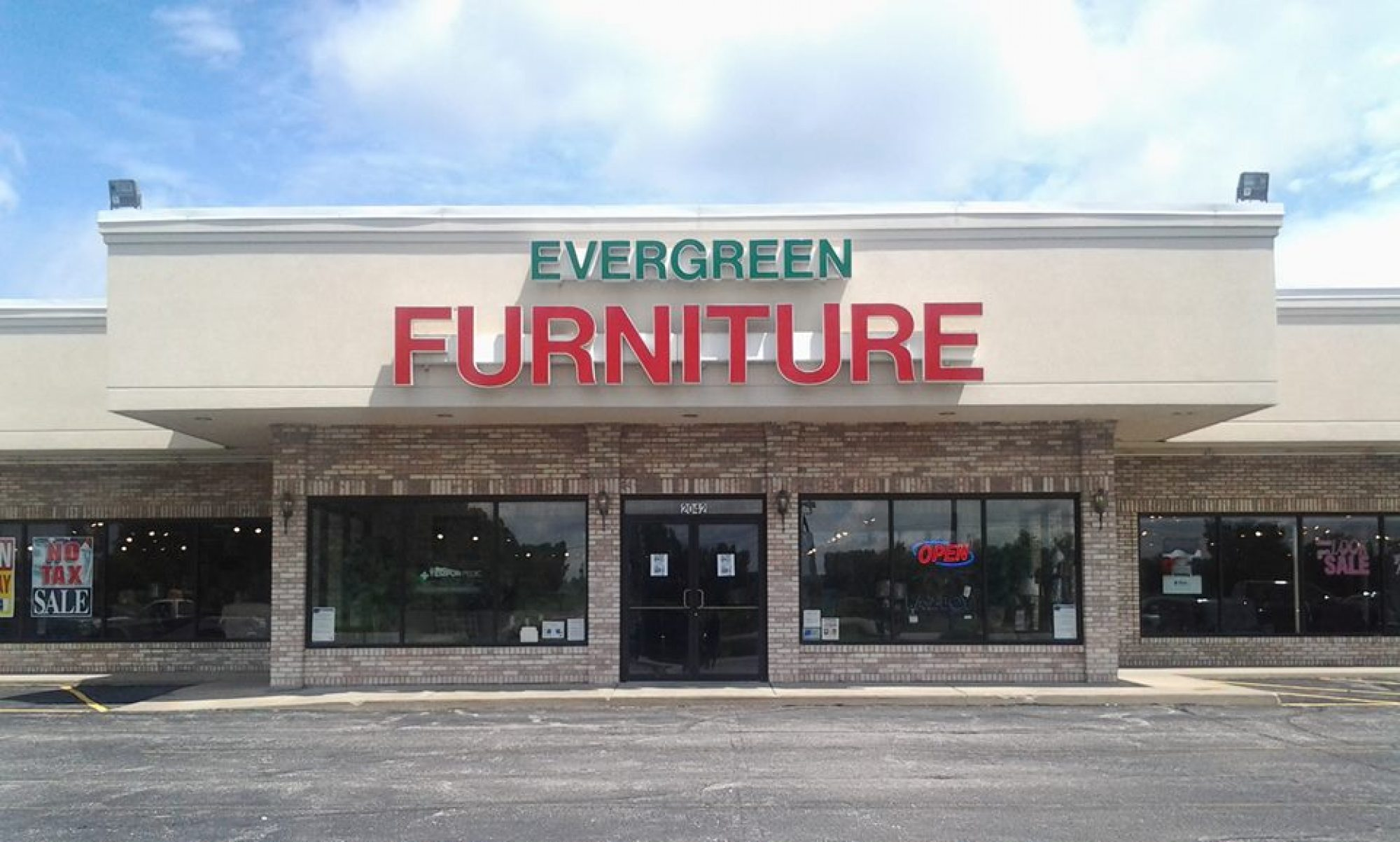 Evergreen Furniture
